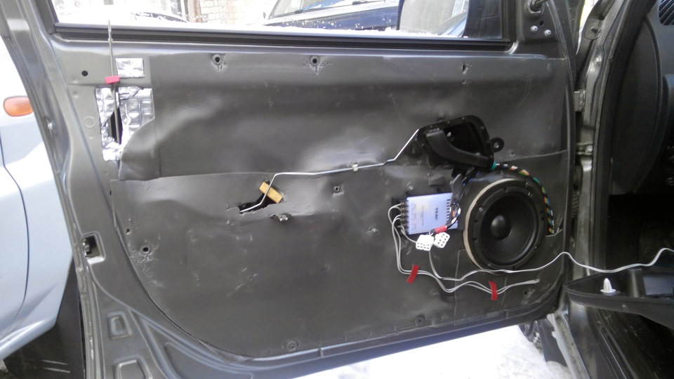 Шумоизоляция дверей автомобиля лада гранта - Онлайн курсы