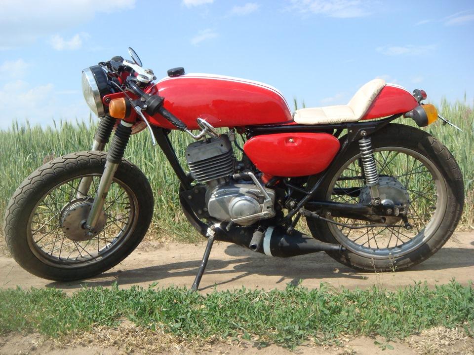 Мотоцикл минск фото тюнинг других