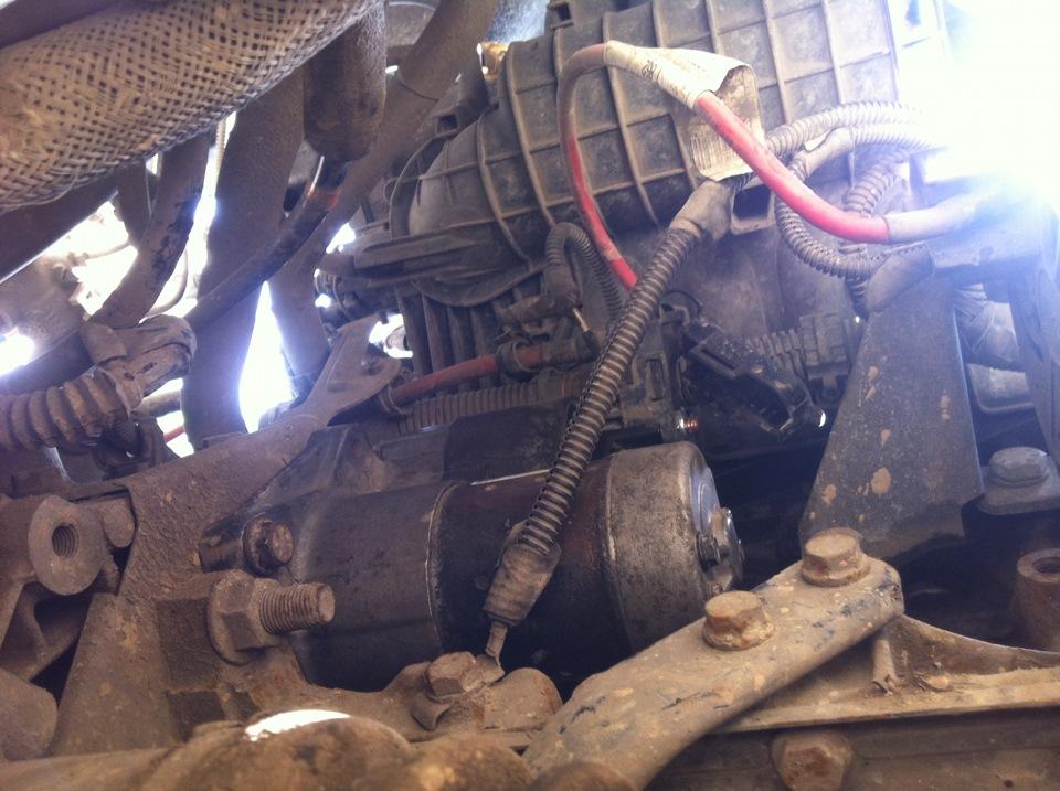 ремонт стартера на фиат альбеа