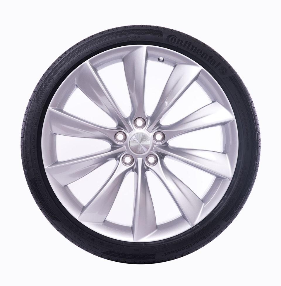 колесные диски тесла модель s
