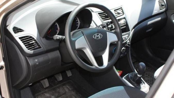 Hyundai Solaris 1.4 Classic MT цена, комплектация, фото.