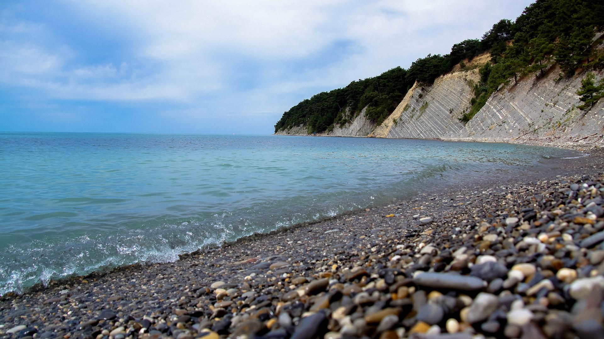 бра бетта фото пляжа и набережной южной