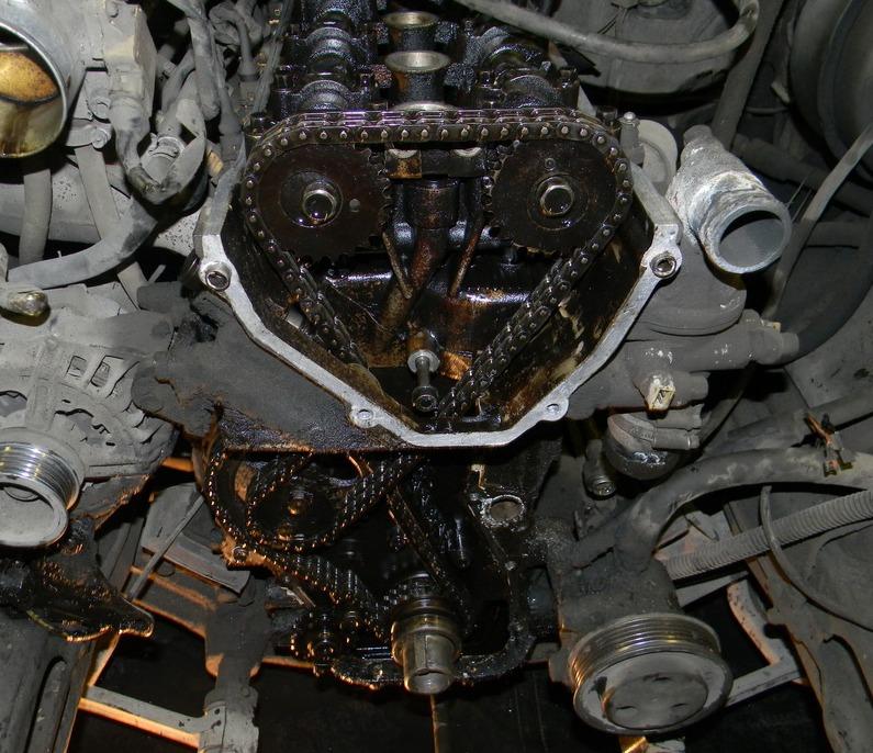 Замена двигателя змз 406 на
