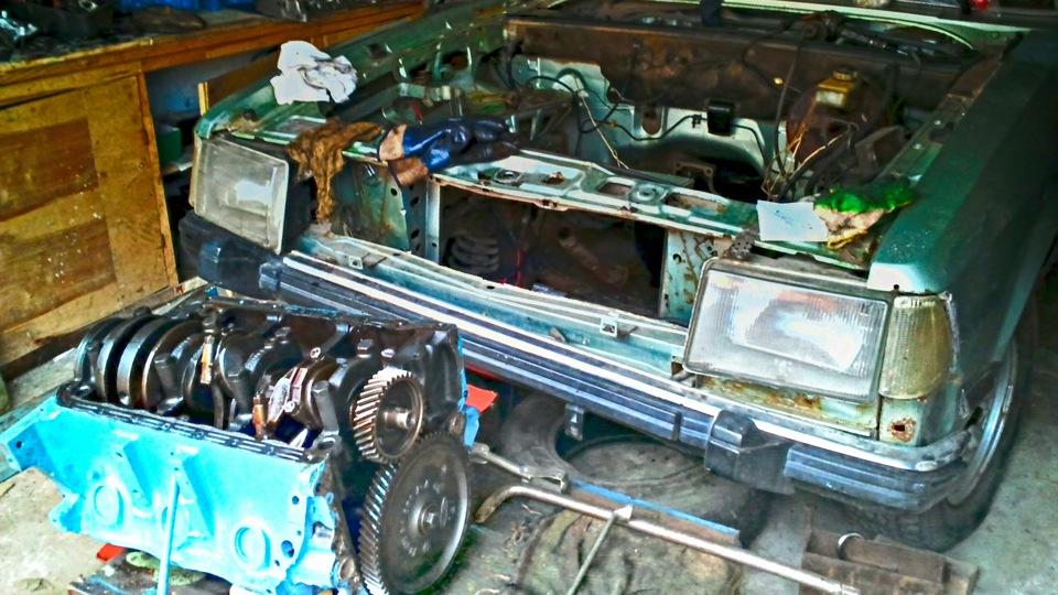 Ford Granada GHIA ★★★★★