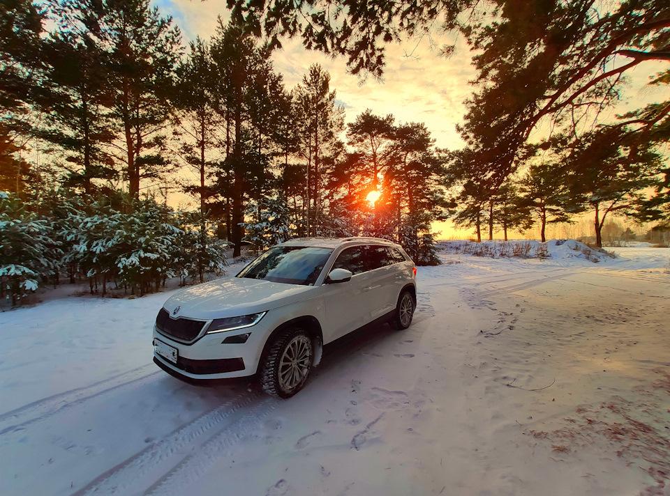 Фото машина в беларуси зимой