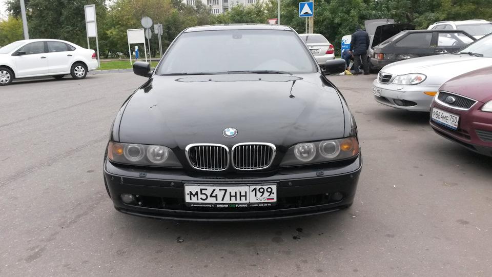 bmw 5 e39 какой двигатель лучше
