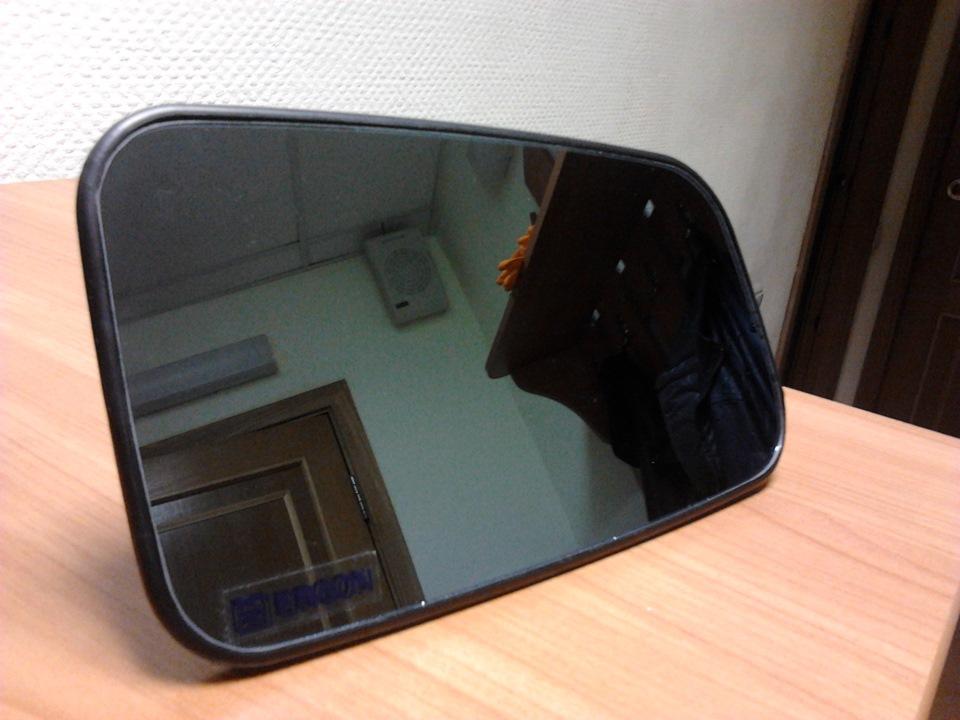 Разбор зеркала ваз 2110