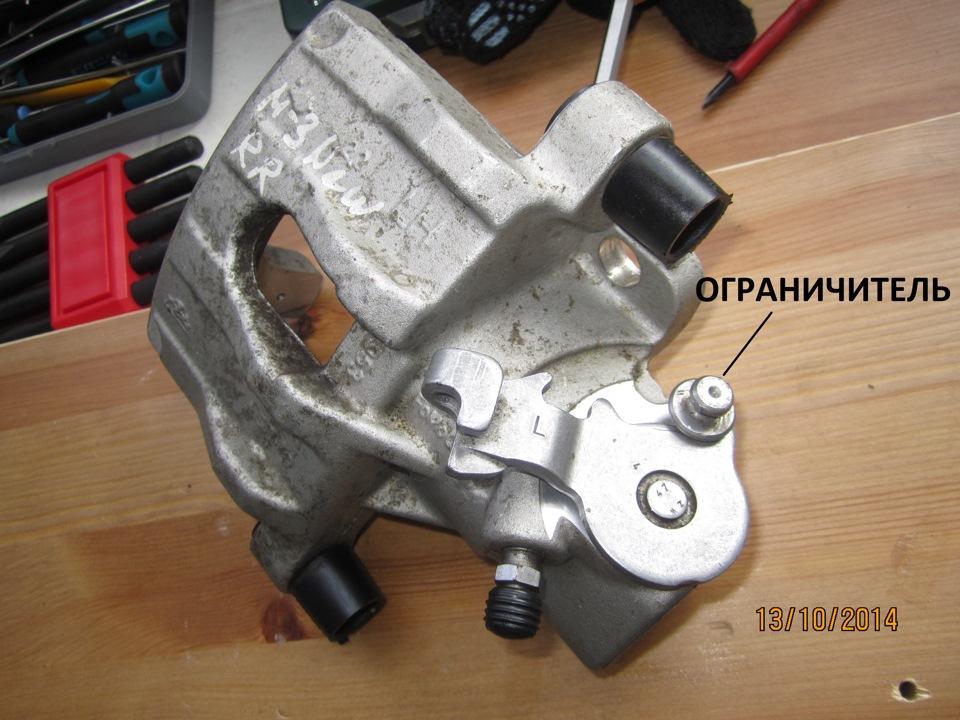 Замена штока ручного тормоза мазда 3 Замена клапана ГРМ freelander 2