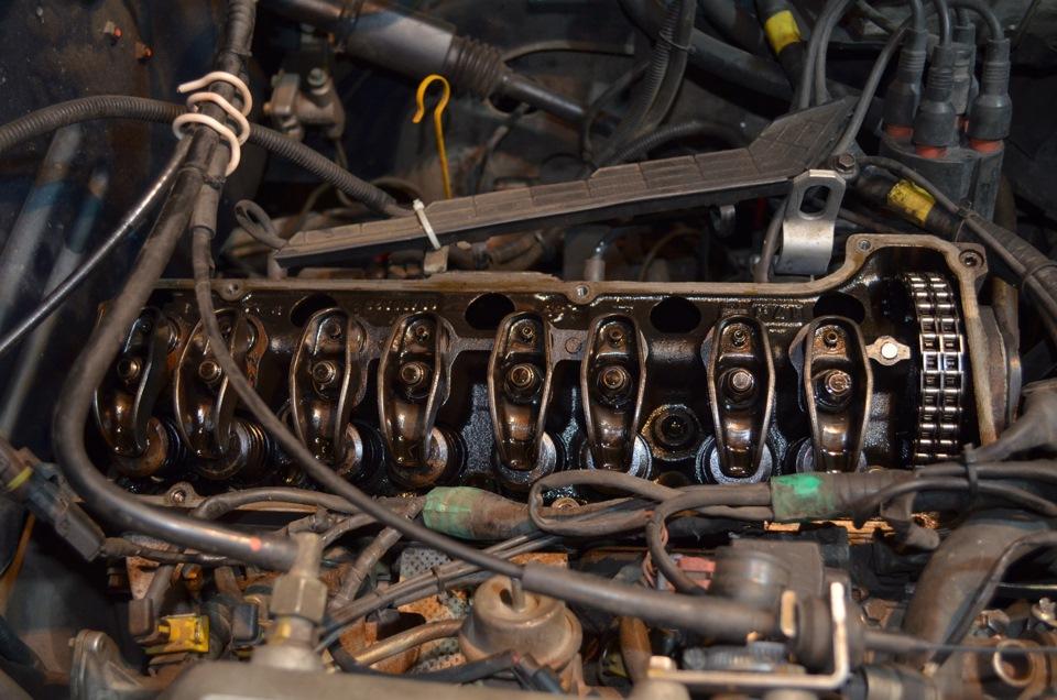 давление в моторе непостоянное опель фронтера