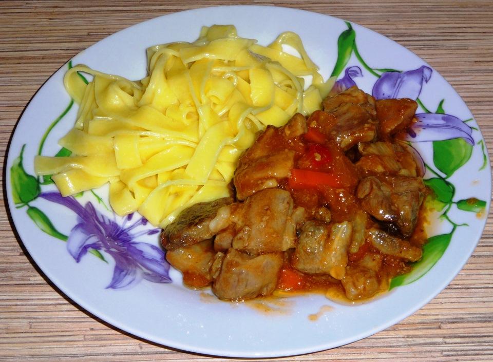 Что приготовить на обед второе блюдо