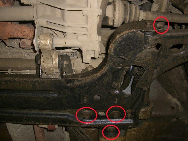 Сход развал форд фокус 2