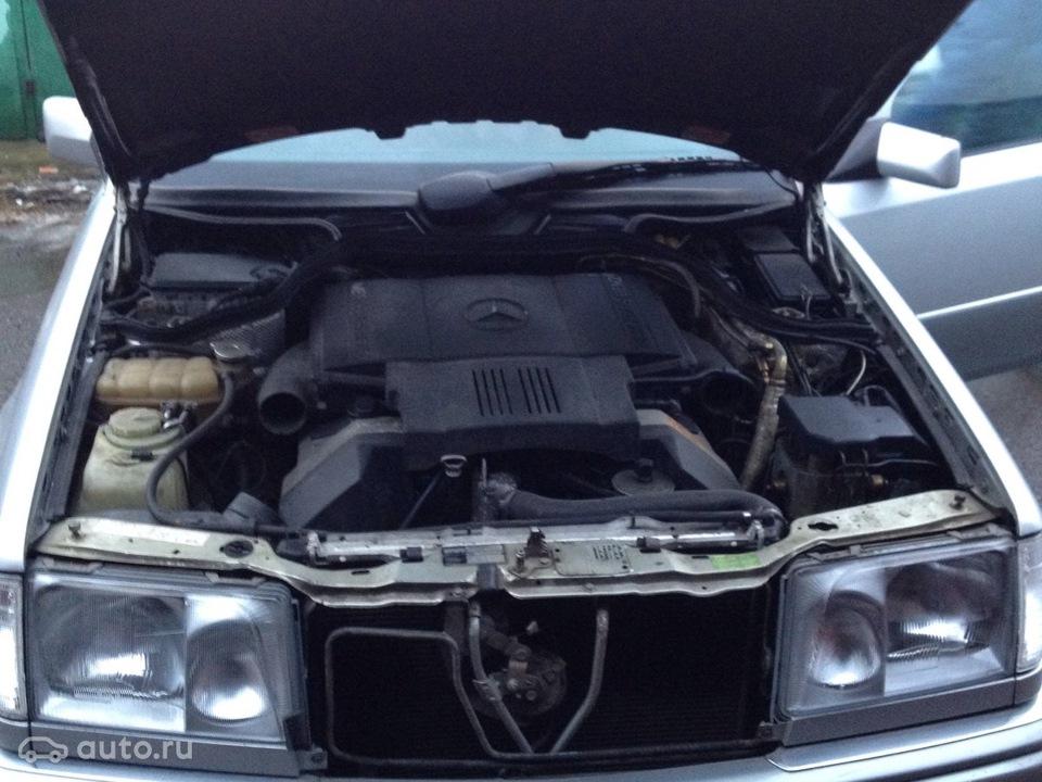 113 мотор мерседес от другого кузова