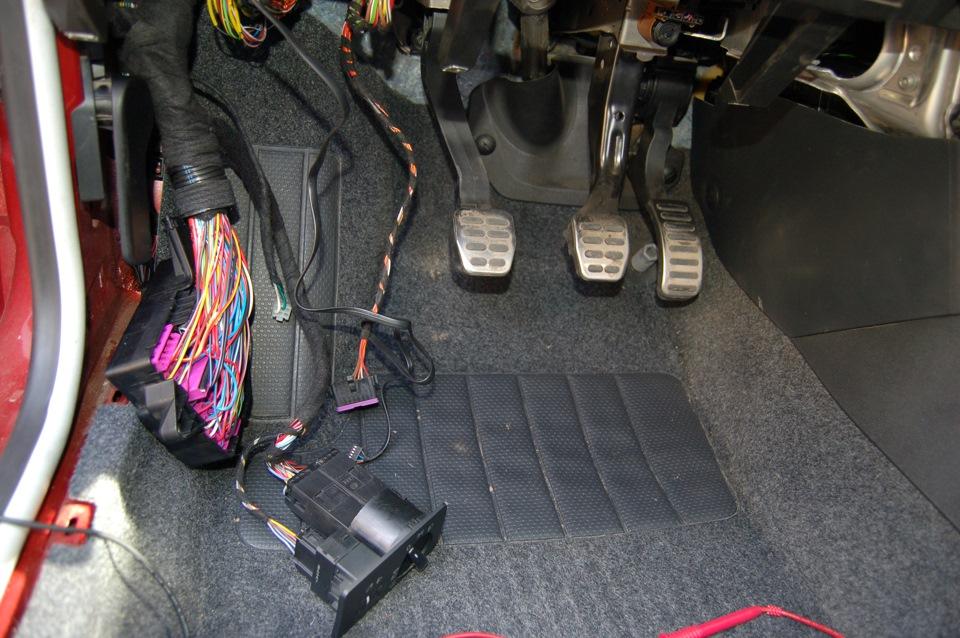 электрик по skoda