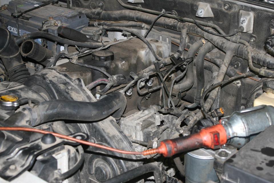 ремонт дизельного двигателя hyundai terracan d4bh