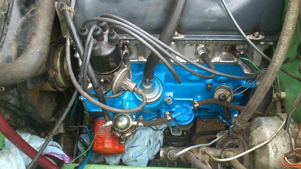 Капиталка двигателя своими руками ваз 2106