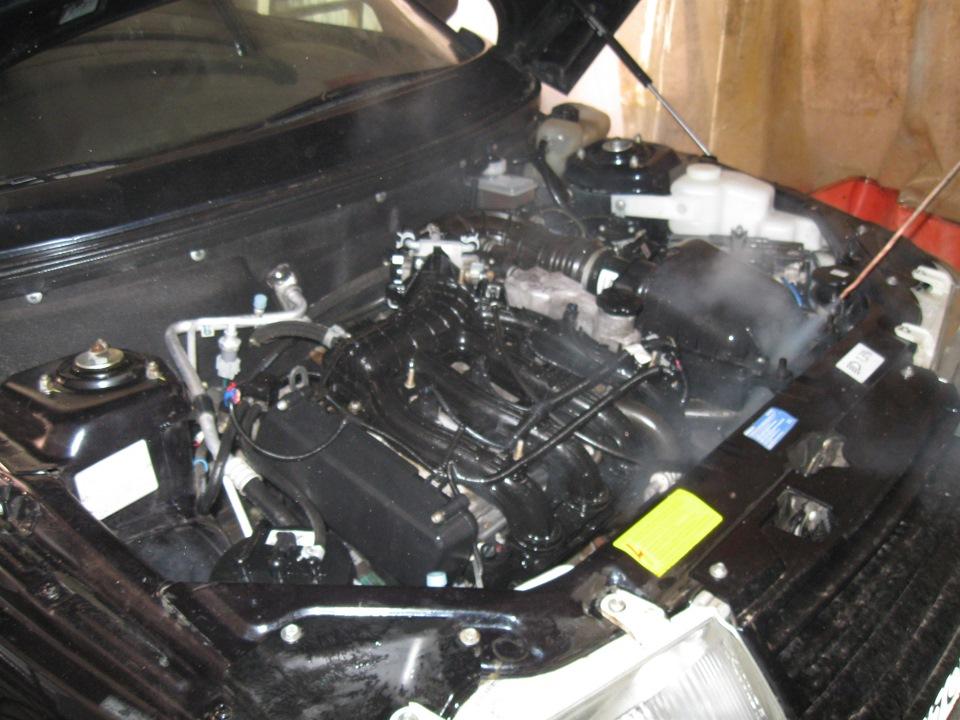 Мойка двигателя ваз 2115 своими руками