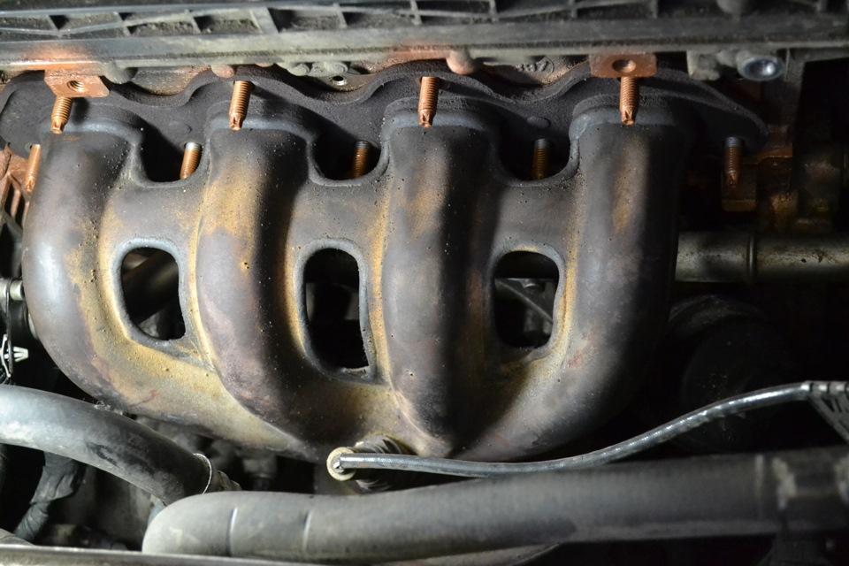 Замена прокладки теплообменник двигатель камаз 740.30-260 принцип работы теплообменника