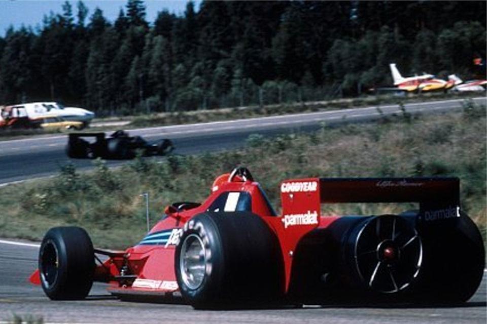 Brabham BT46B — возможно самый эффективный автомобиль в истории F1