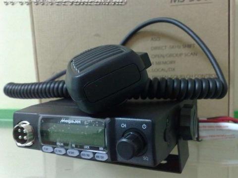 Радиостанция Megajet MJ 500.