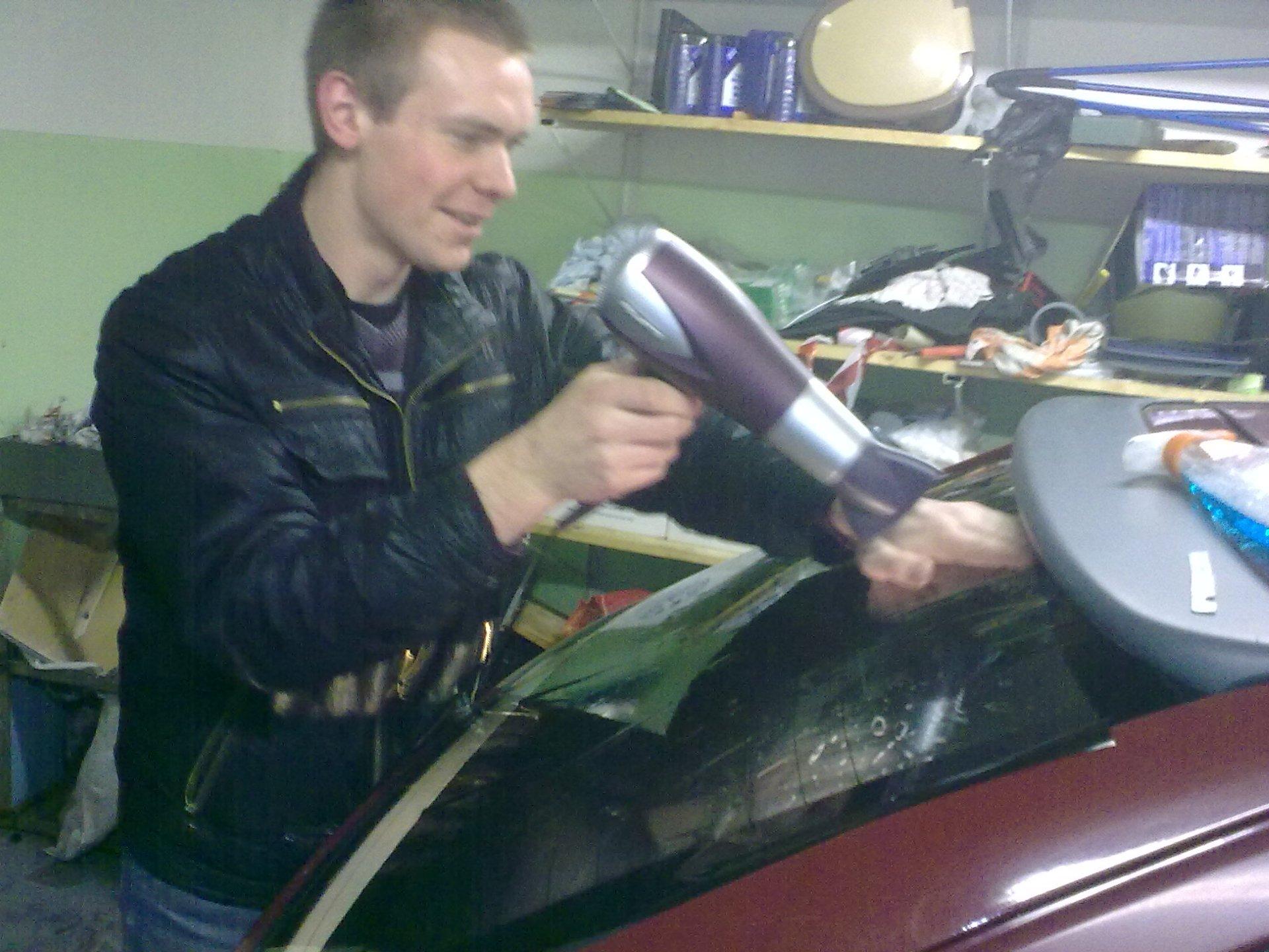 Как затонировать свою машину в домашних условиях