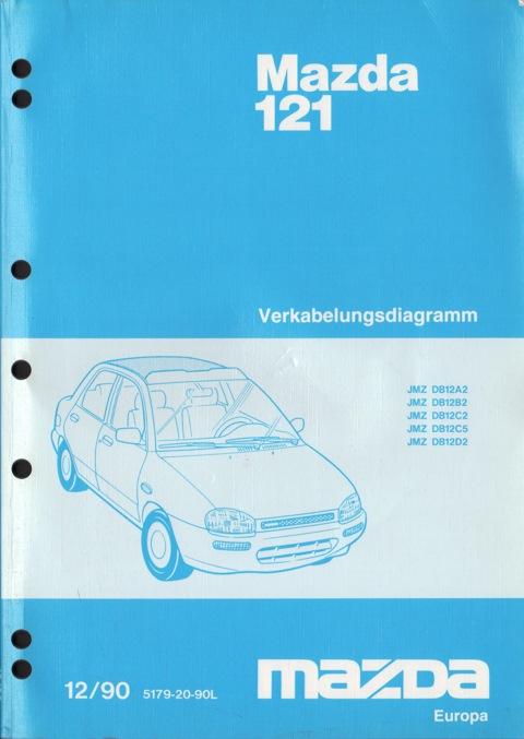 Mazda 121 II DB Электрические