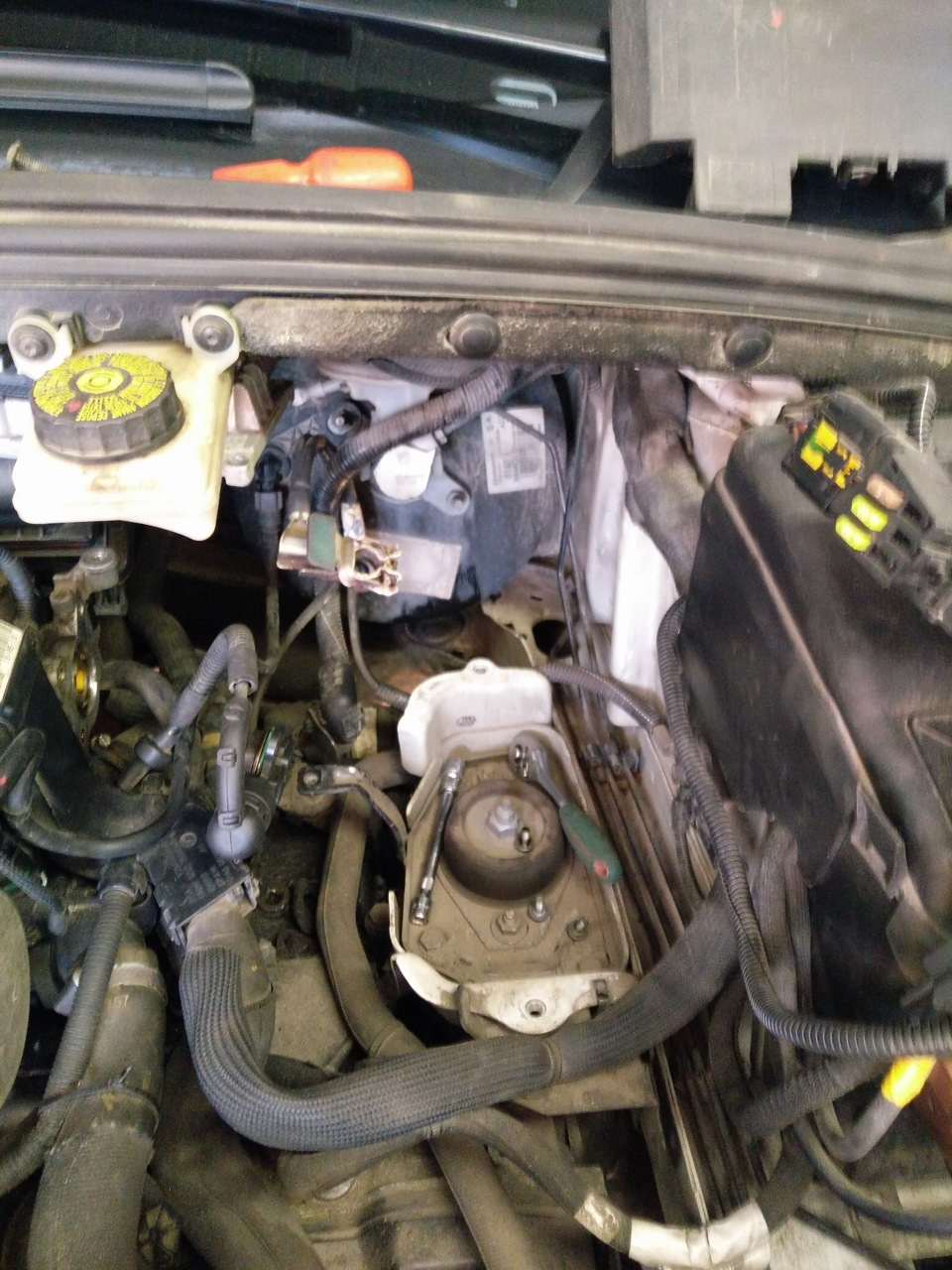 Пежо 308 теплообменник акпп цена ремонтопригодность теплообменников