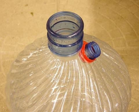 Как сделать из 5 литровой бутылки противогаз