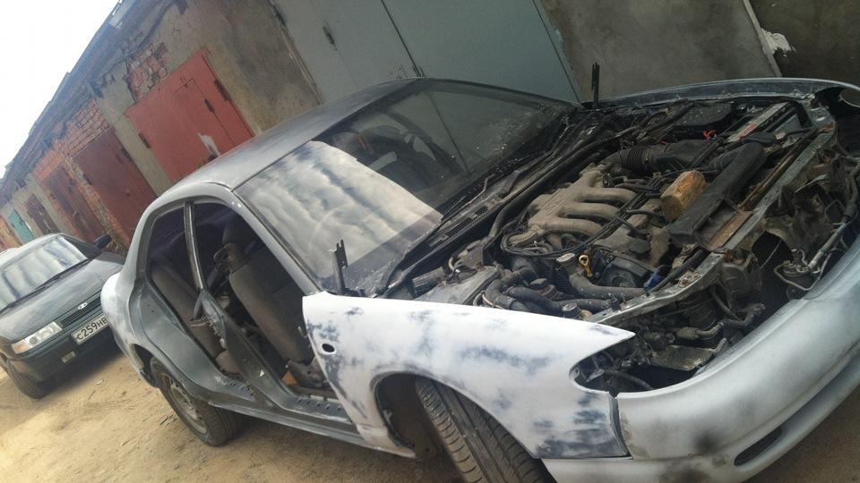 Mazda efini ms-6 запчасти