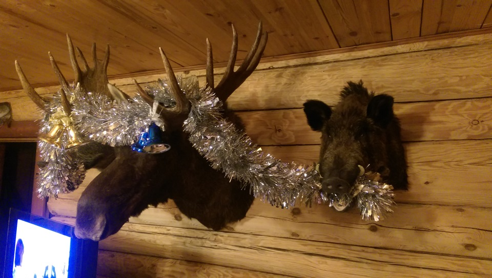 Поздравления охотнику с новым годом