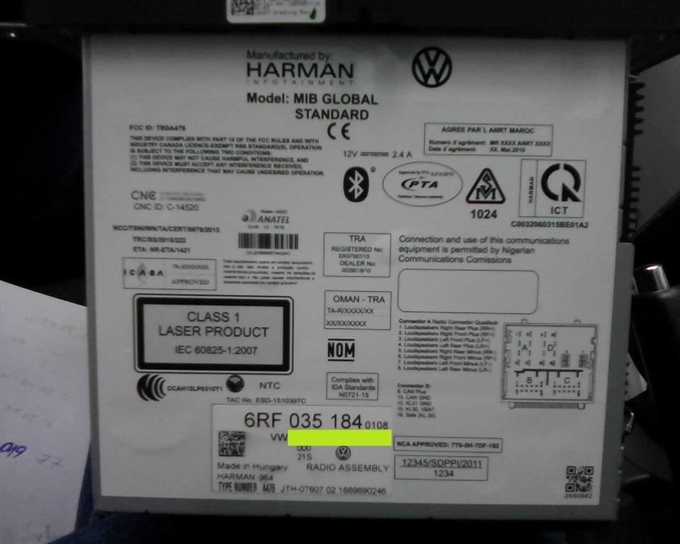 магнитола Rcd 230 инструкция - фото 9