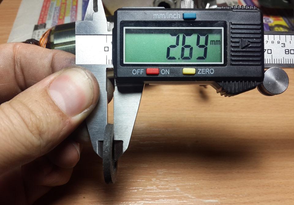 Ушм 125 1100р разборка ермак ремонт