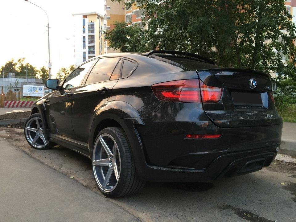 BMW X6 News