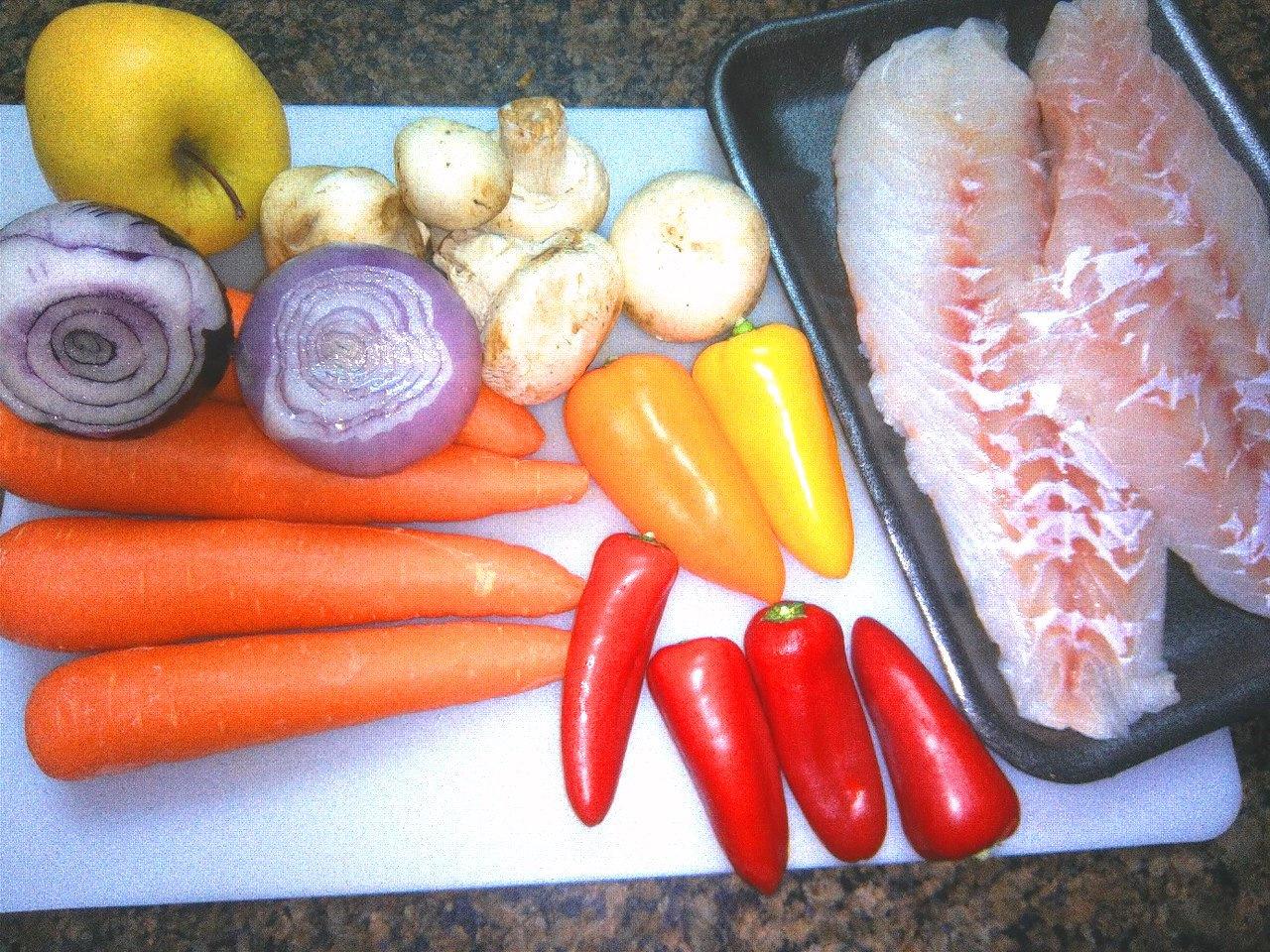 Овощная Подушка Диета. Овощная подушка для рыбы