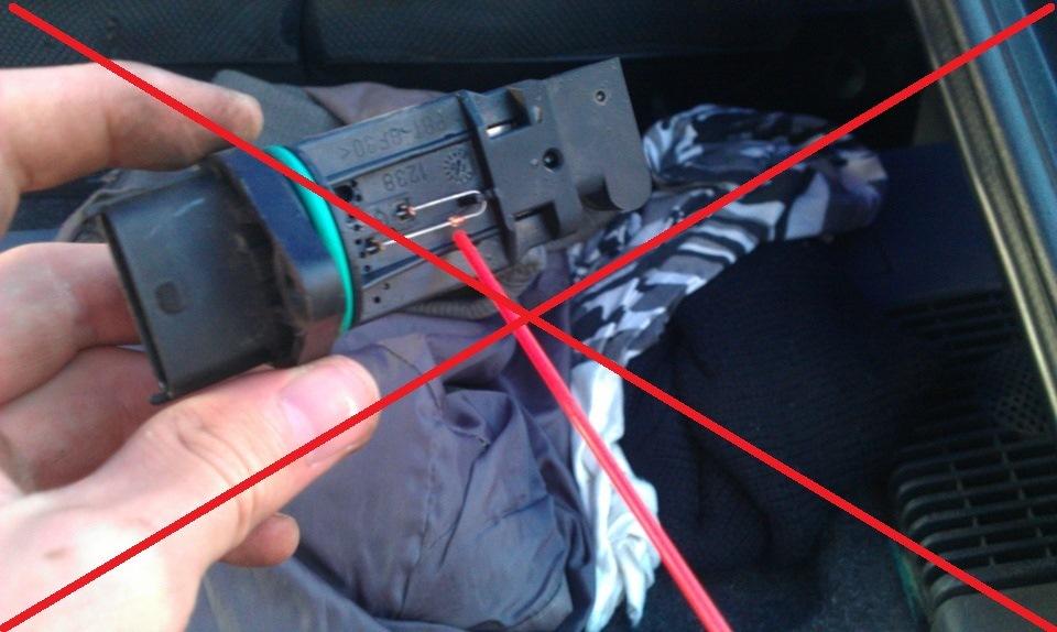 Фото №18 - чистка радиатора ВАЗ 2110