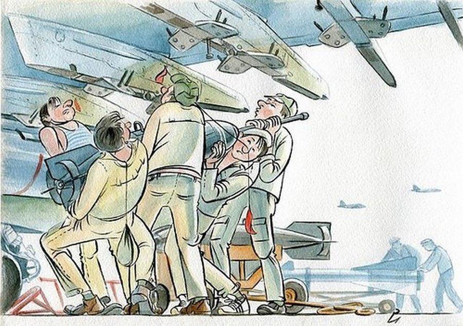Картинки юмор в авиации