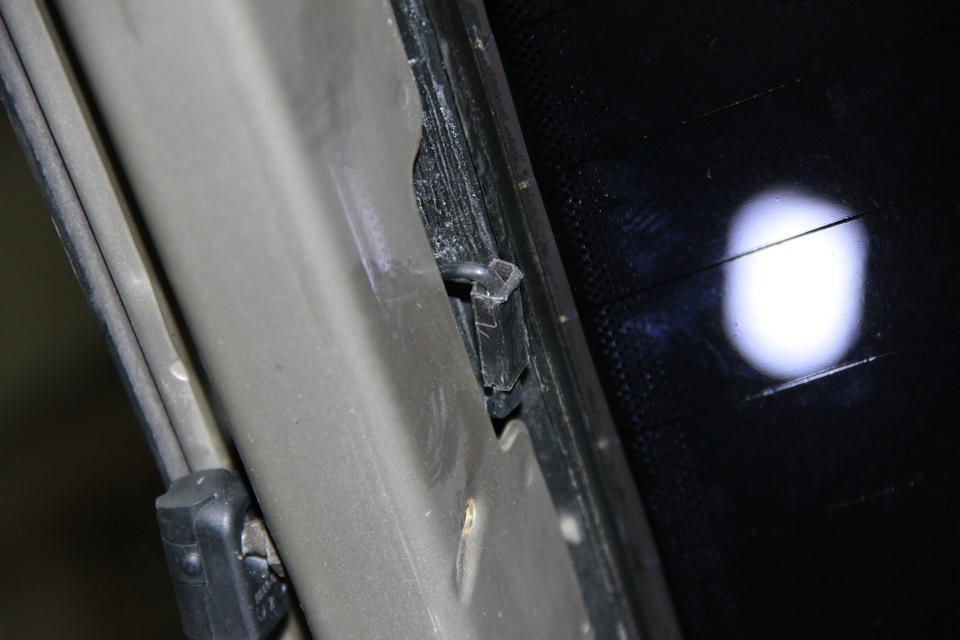 Почему не работает подогрев заднего стекла на ваз 2110
