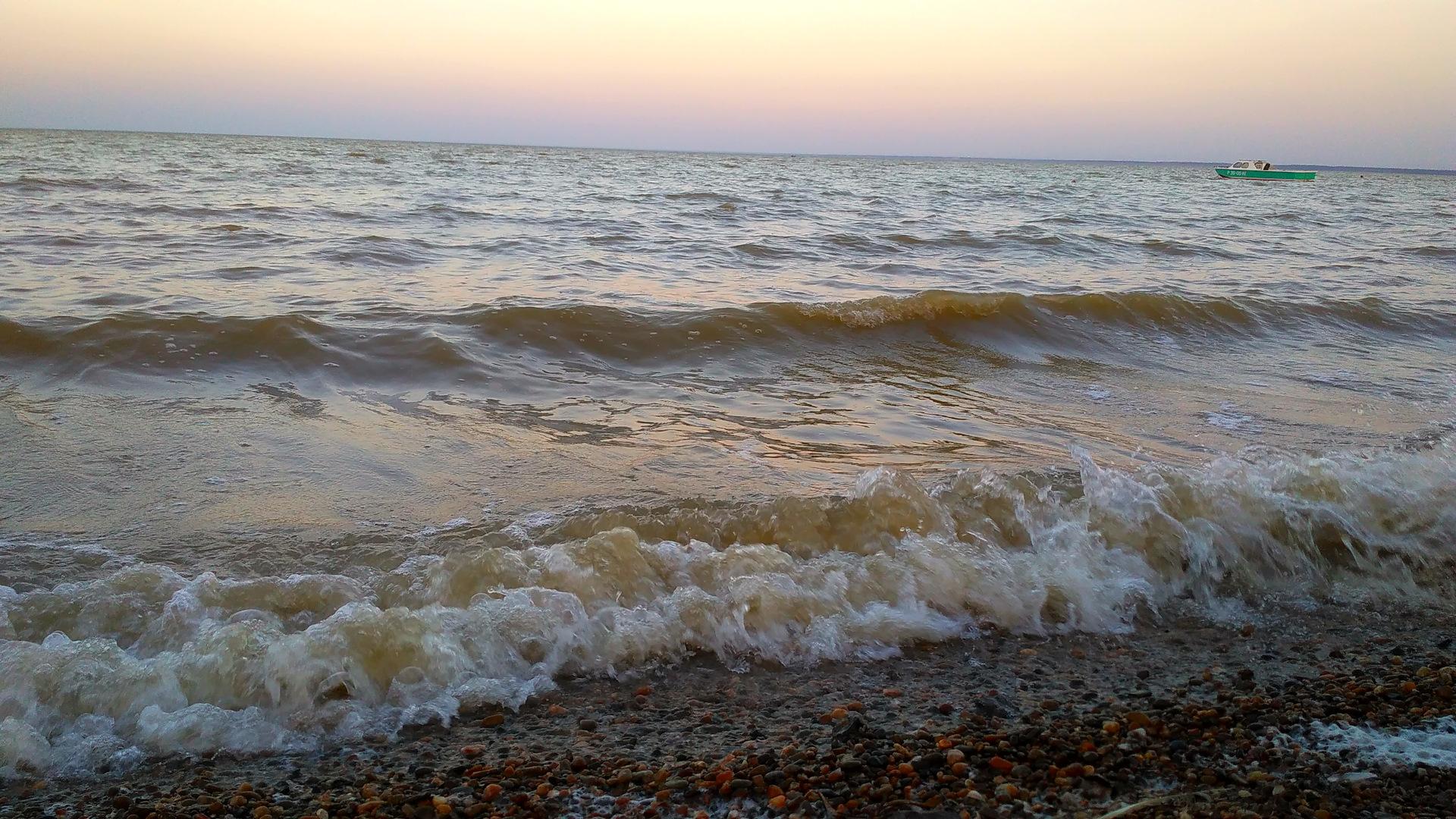 Азовское и черное море картинки