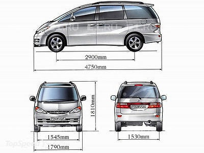 toyota previa 2001 manual pdf