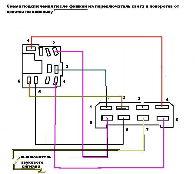 Схема подключения центрального замка ваз 2109 фото 233