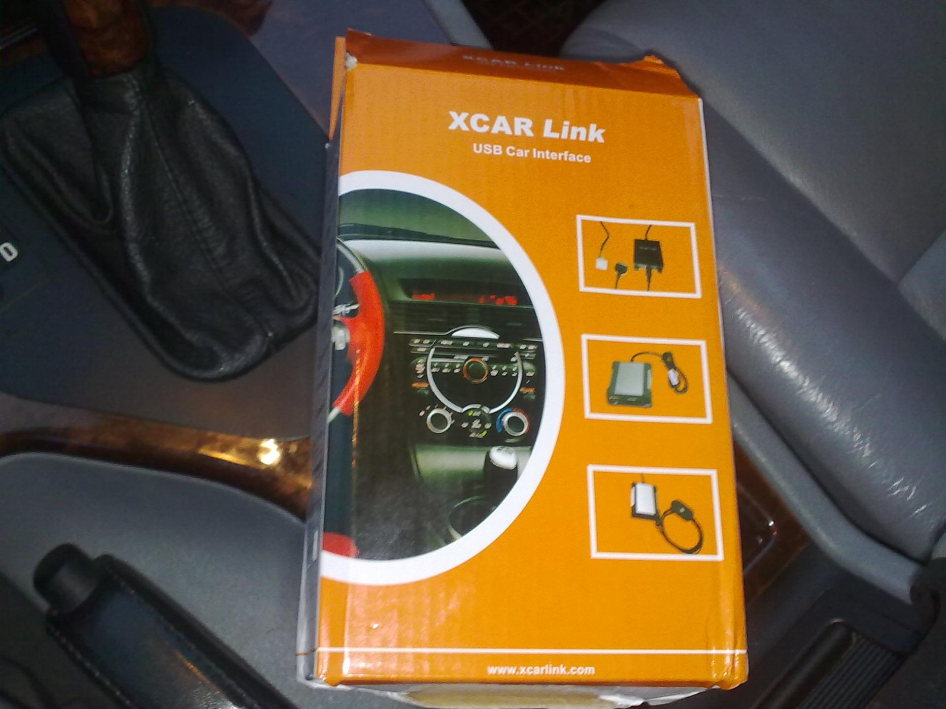 Xcarlink 2 ipod aux für bmw e46 e39 m3 m5 x5 z3