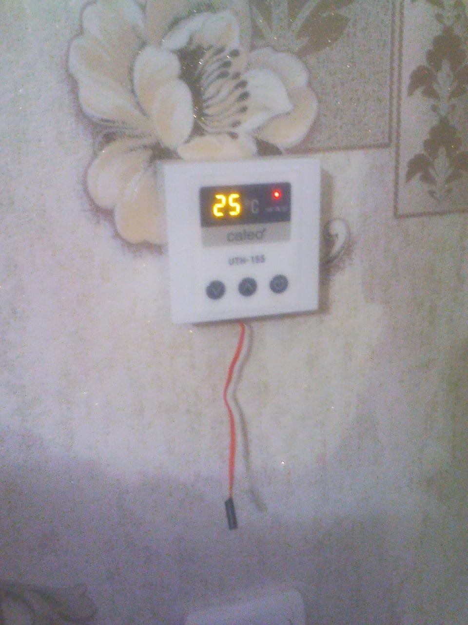 Контроллер для котла отопления своими руками