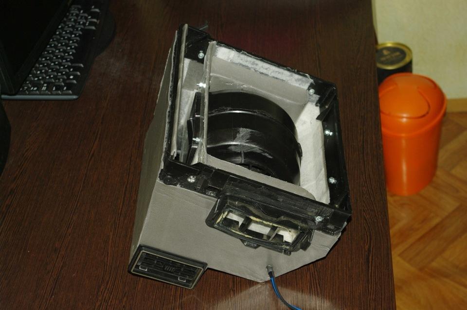 """Для управления вентилятором, в качестве основы, было использовано устройство от  """"Мастер-кит """" NM4511 (ШИМ-регулятор..."""