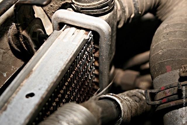 Протекающий радиатор охлаждения бортжурнал daewoo nexia  Если к зиме течь не прекратится в следующем сезоне поменяем радиатор а пока буду играться дальше