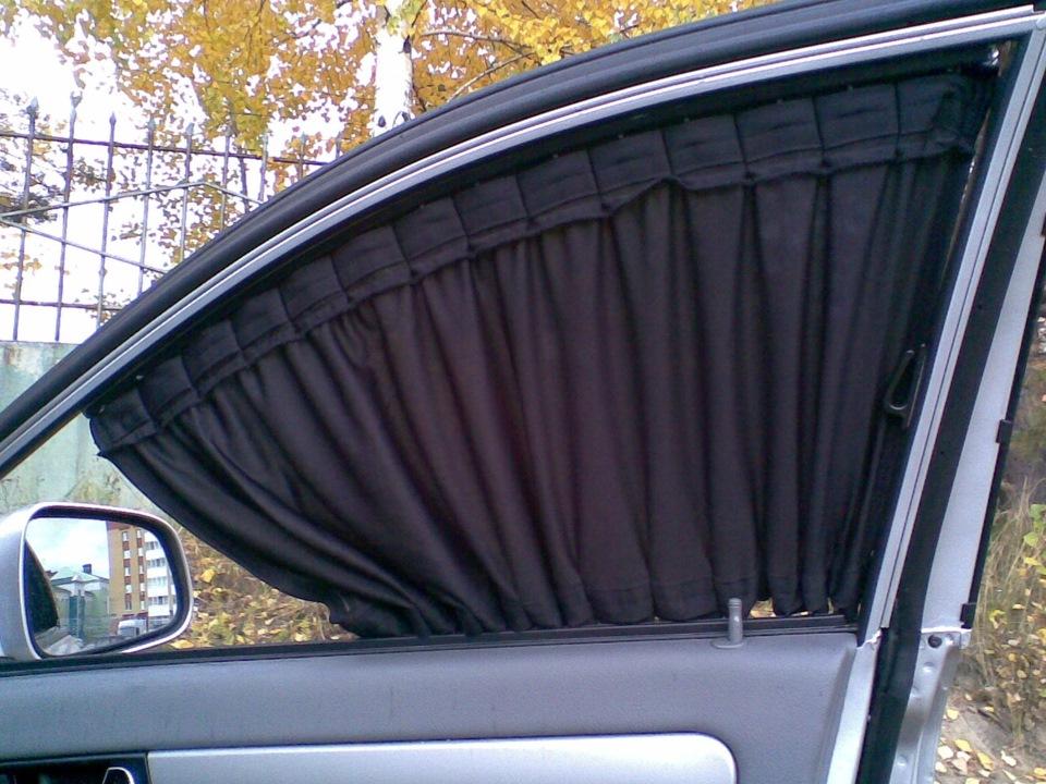 Шторки для автомобиля фото