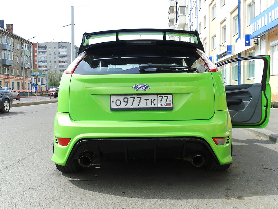 Тюнинг Ford Focus Focus ST  tuningaru