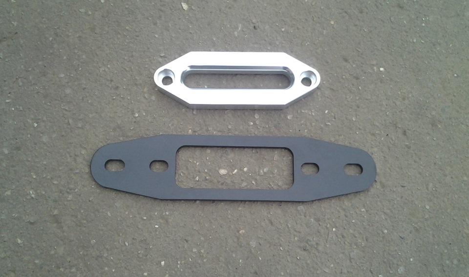 переходник для установки узкого клюза