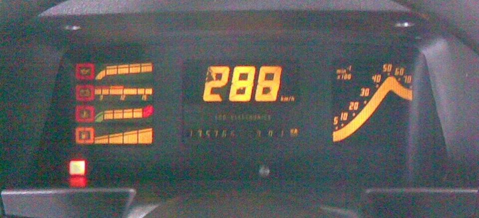 опель кадет 1986 не работает одометр