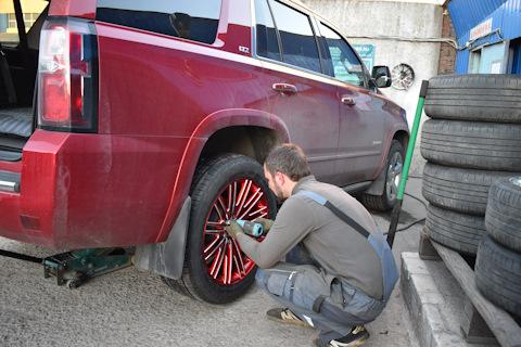Бортжурнал Chevrolet Tahoe Красная Красавица