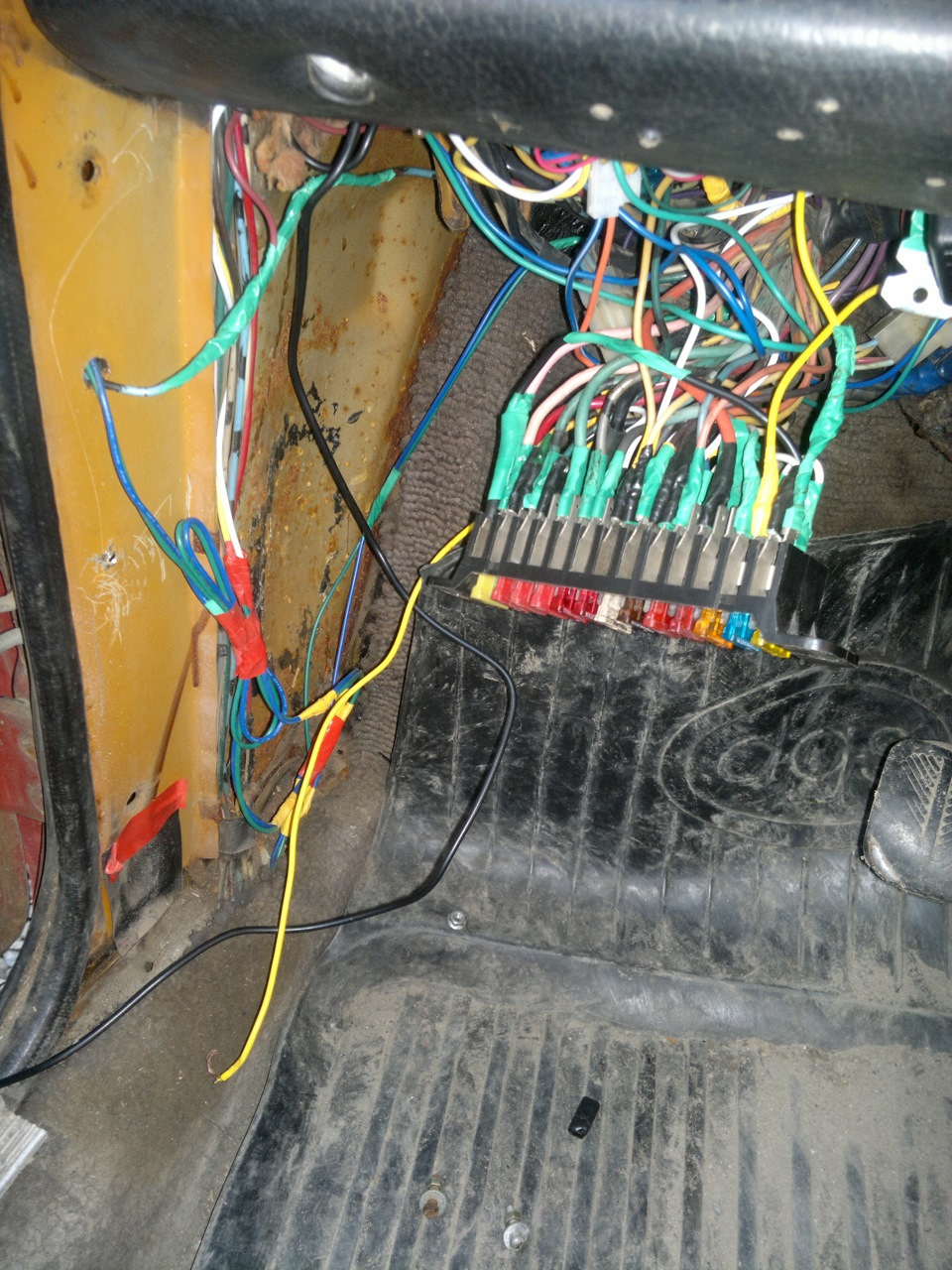сигнализация автомобильная арс 2550 схема подключение