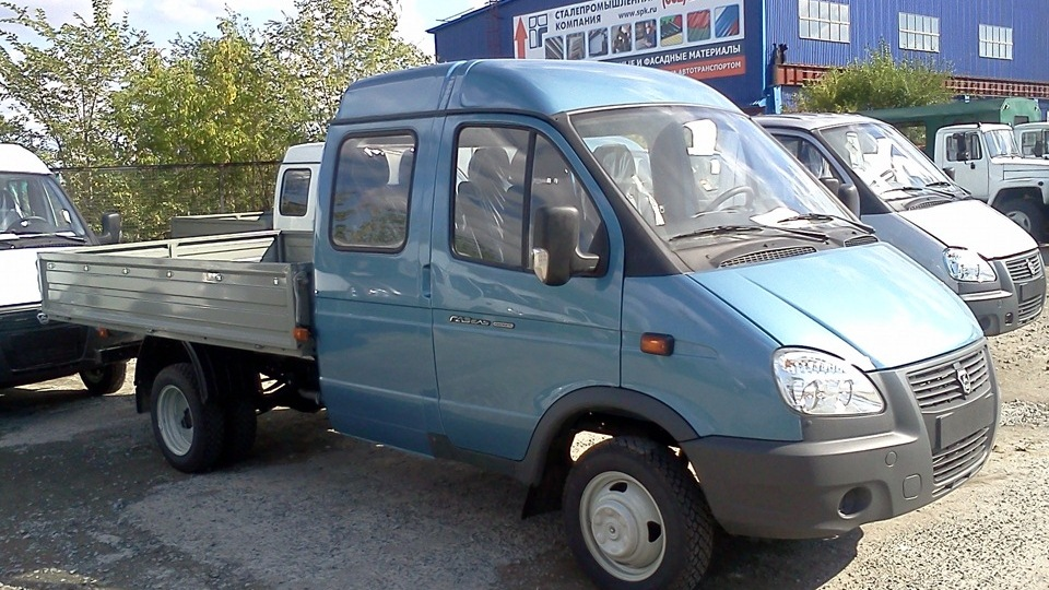 ГАЗ Газель Фермер 330232.